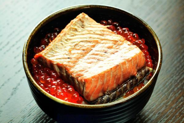 秋鮭&いくら醤油漬け