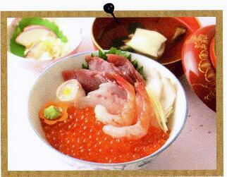 はらこ海鮮丼