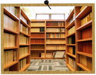 ハ木三男先生の蔵書