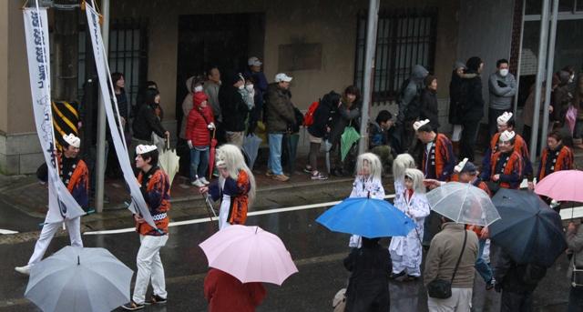 4月29日開催 『瀬波温泉コンコンまつり』