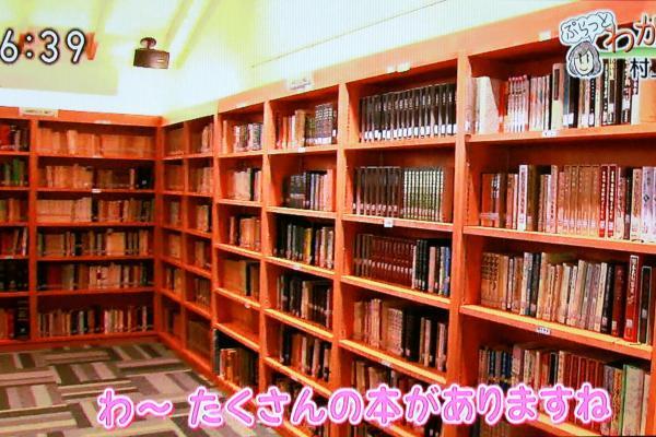 すごいたくさんの本があるんですね